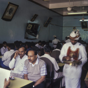 India Coffee House, M ahatma Gandhi Road, Bangalore, 1995