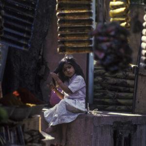 Malleswaram Market, 1995